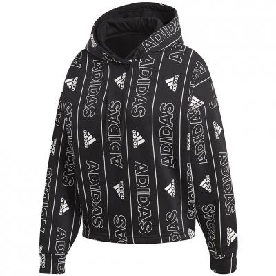 Bluza de trening Adidas Bos Aop Oh Hd FR5103