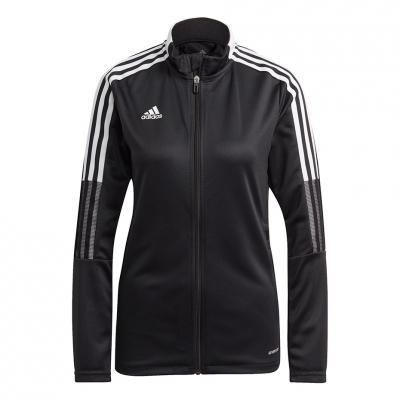 Bluza de trening Adidas  Tiro 21 Track negru GM7307 pentru femei