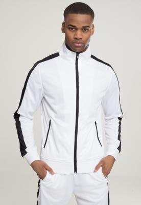Bluza de trening alb-negru Urban Classics