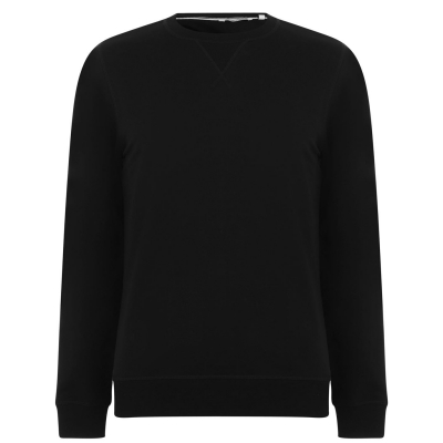 Bluza de trening Antony Morato Crew Logo negru