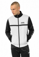 Bluza de trening Athletics alb Pusher
