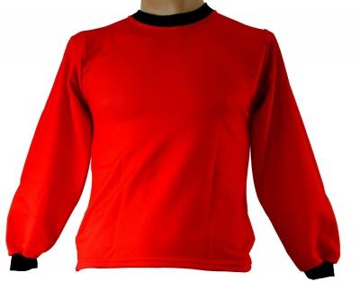 Bluza de trening BECKERIES AKCENT rosu