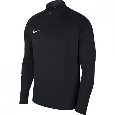 Bluza de trening cu maneca lunga Nike Dry Academy 18 Dril negru 893744 010 copii