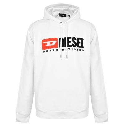 Hanorac Diesel OTH alb