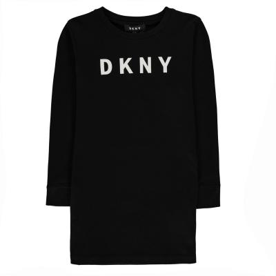 Bluza de trening DKNY Logo negru 09b