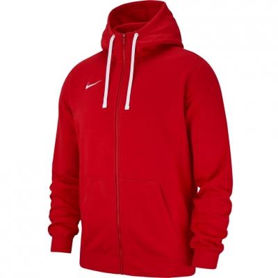 Hanoracbarbati Nike FZ FLC TM Club 19 rosu AJ1313 657