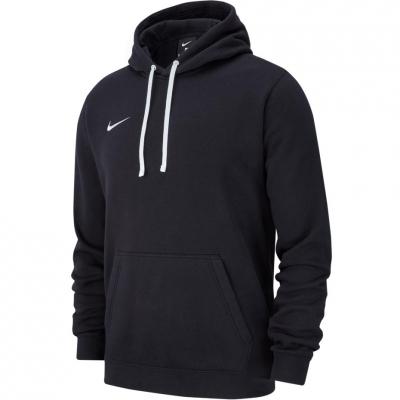 Hanoracbarbati Nike M PO FLC TM Club 19 negru AR3239 010