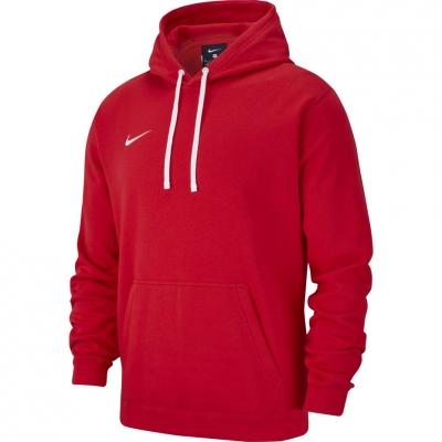Hanoracbarbati Nike M PO FLC TM Club 19 rosu AR3239 657