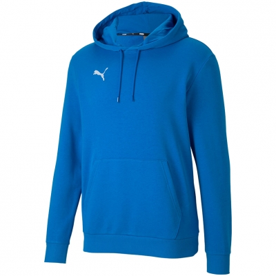 Bluza de trening Hanorac   Puma TeamGOAL 23 Causals Electric albastru 656580 02 pentru Barbati