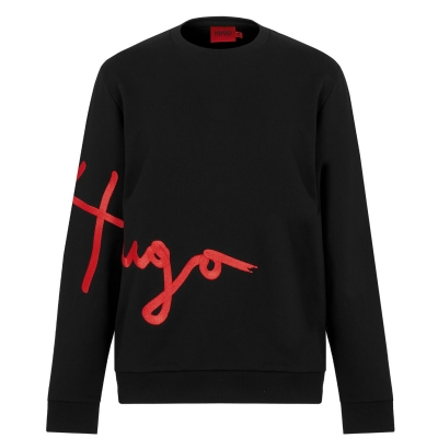 Bluza de trening Hugo Dollins negru