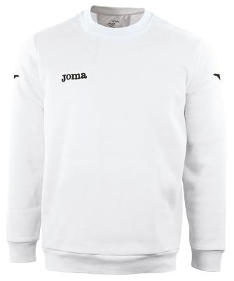 Bluza de trening Joma Polyfleece 235gr Combi alb
