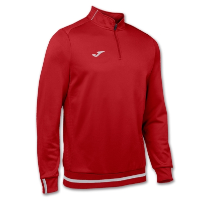 Bluza de trening Joma Campus II 1/2 Zipper rosu