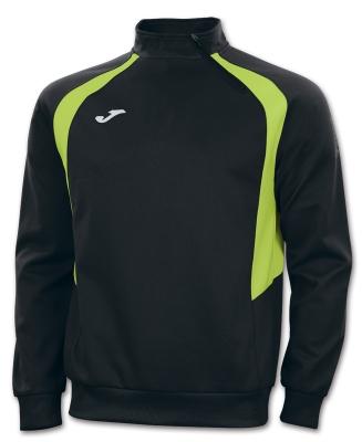 Bluza de trening Joma Champion III negru-verde