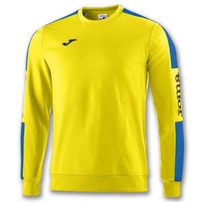 Bluza de trening Joma Champion Iv galben-royal albastru roial