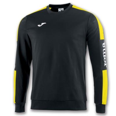 Bluza de trening Joma Champion Iv negru-galben