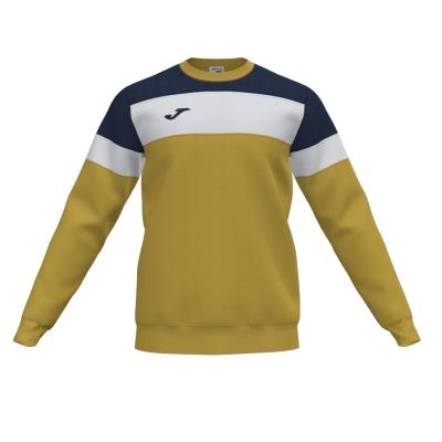 Bluza de trening Joma Crew Iv Mustard-bleumarin inchis galben