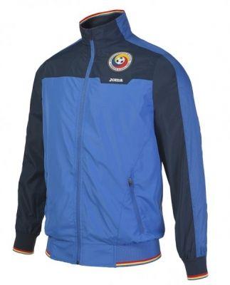 Bluza de trening cu fermoar Joma cu echipa nationala a Romaniei