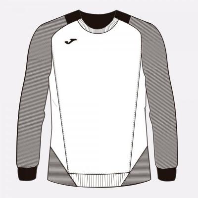 Bluza de trening Joma Essential II alb-negru