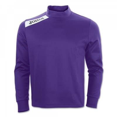 Bluza de trening Joma Polyfleece Victory Purple mov