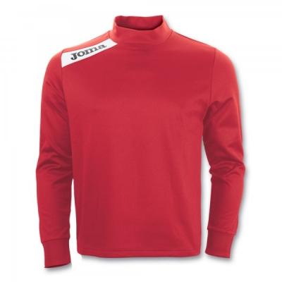 Bluza de trening Joma Polyfleece Victory rosu alb