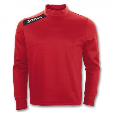 Bluza de trening Joma Polyfleece Victory rosu-negru