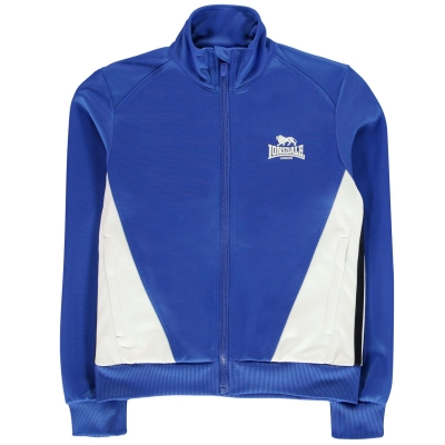 Bluza de trening Lonsdale 2S pentru baietei albastru roial