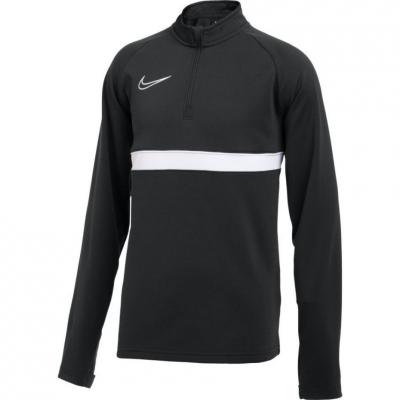 Bluza de trening Nike DF Academy 21 Dril Top negru For CW6112 010 pentru Copii