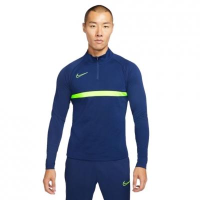 Bluza de trening Nike Dri-Fit Academy 21 Dril Top bleumarin CW6110 492 pentru Barbati