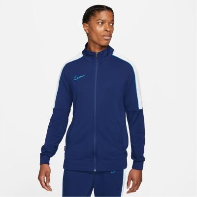 Bluza de trening Nike Dri-FIT Academy tricot Soccer pentru Barbati albastru negru alb