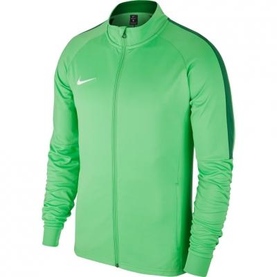 Bluza de trening NIKE DRY ACADEMY 18 tricot TRACK verde 893701 361 barbati