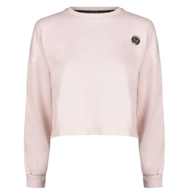 Bluza de trening Presidents Club Figaro roz