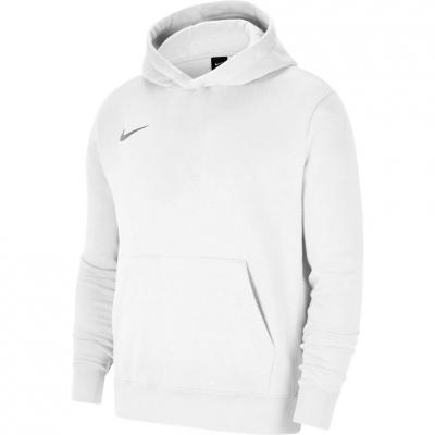 Bluza de trening Pulovere Hanorac Nike Park 20 Flecee alb CW6896 101 pentru Copii