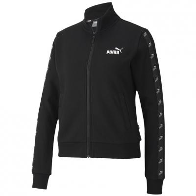 Bluza de trening Puma Amplified FL negru 583622 01 pentru femei