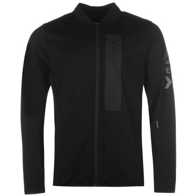 Bluza de trening Reebok imprimeu Graphic pentru Barbati negru