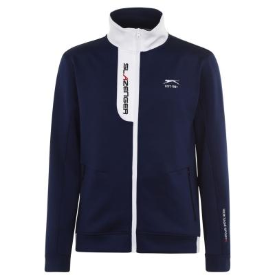 Bluza de trening Slazenger Sport pentru Barbati bleumarin