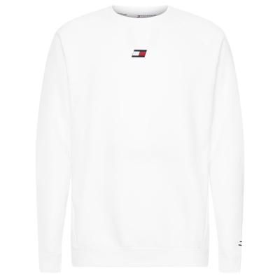 Bluza de trening Steag Tommy Sport Logo alb