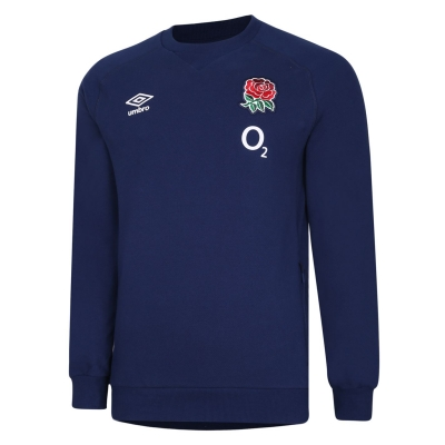 Bluza de trening Umbro Anglia Rugby pentru Barbati albastru