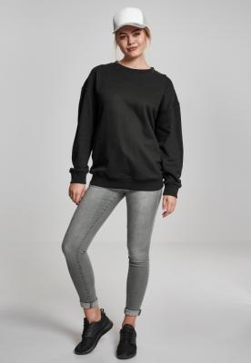 Bluza larga oversize pentru Femei negru Urban Classics
