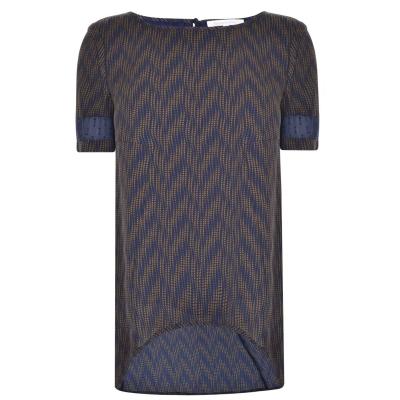 Bluza PATRIZIA PEPE Camicia bleumarin