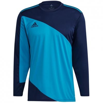 Bluza pentru portar   Adidas Squadra 21 albastru-bleumarin GN6944 pentru Barbati