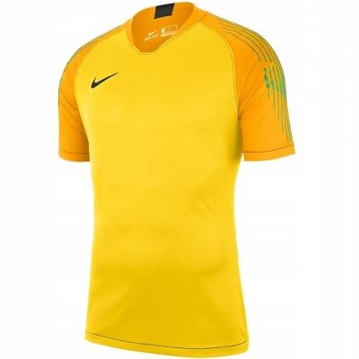 Bluza pentru portar barbati Nike M Gardien II GK JSY SS galben 894512 719