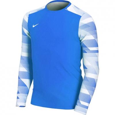 Bluza pentru portar Nike Dry Park IV JSY maneca lunga GK albastru CJ6072 463 pentru copii
