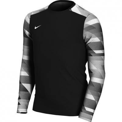 Bluza pentru portar Nike Dry Park IV JSY maneca lunga GK negru CJ6072 010 copii pentru copii