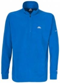 Bluza polar barbati Masonville Electric Blue Trespass