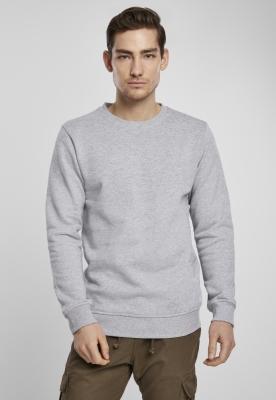 Bluza simpla Organic gri Urban Classics