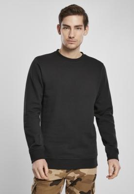 Bluza simpla Organic negru Urban Classics