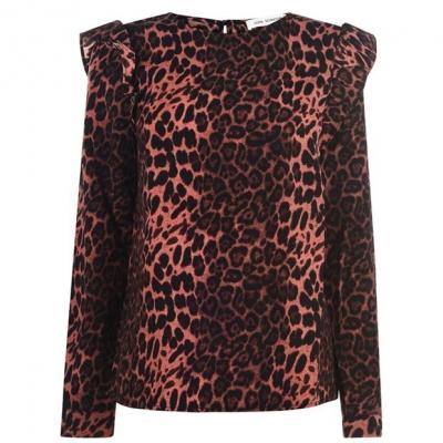 Bluza Sofie Schnoor Sofie Schnoor Leopard Print