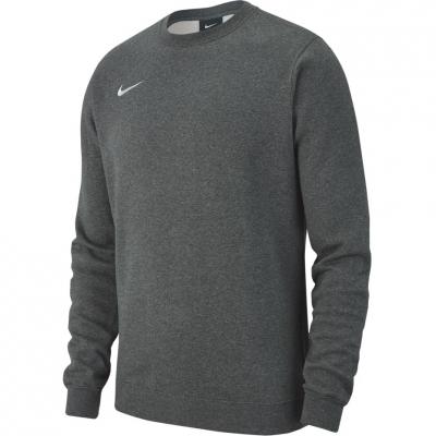 Bluza sport barbati Nike M CRW FLC TM Club 19 gri AJ1466 071