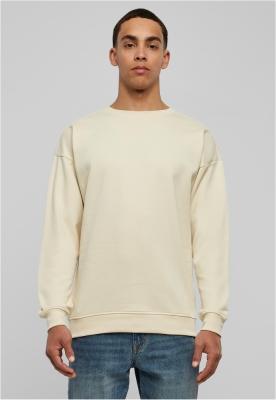 Bluza sport cu maneca lunga bej Urban Classics
