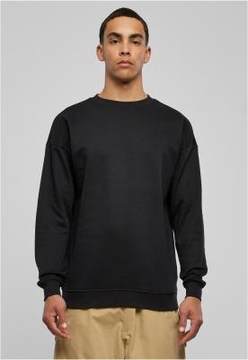 Bluza sport cu maneca lunga negru Urban Classics